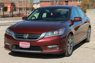 Used 2013 Honda Accord Sport Bluetooth | Heated Seats | CERTIFIED for sale in Waterloo, ON