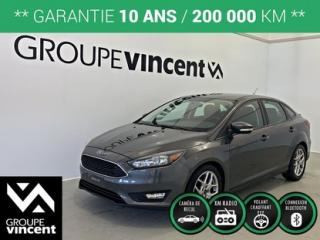 Used 2015 Ford Focus Se Gar. 10 Ans for sale in Shawinigan, QC