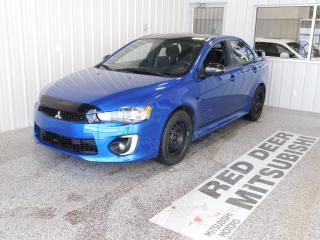 Used 2017 Mitsubishi Lancer ES for sale in Red Deer, AB
