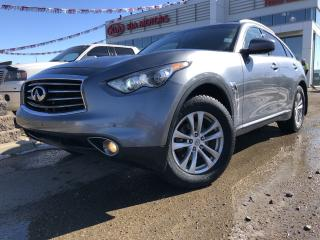 Used 2013 Infiniti EX37 Premium don't pay for 6 months on now for sale in Red Deer, AB