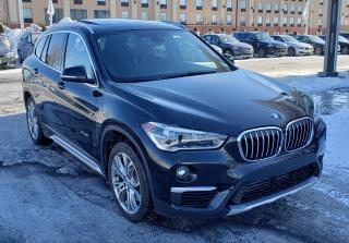 Used 2016 BMW X1 Xdrive28i Mocha Cuir for sale in Dorval, QC