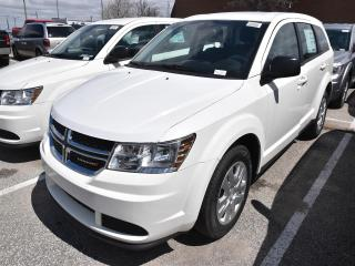 New 2019 Dodge Journey Canada Value Package for sale in Concord, ON