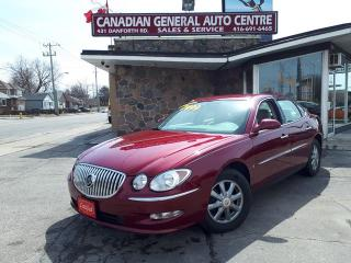 Used 2009 Buick Allure CX for sale in Scarborough, ON