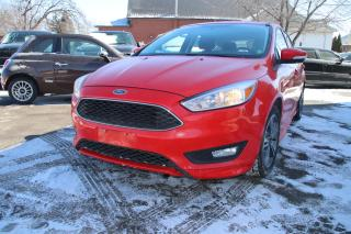 Used 2016 Ford Focus 5DR HB SE for sale in Oshawa, ON