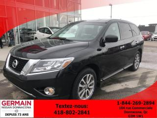 Used 2015 Nissan Pathfinder S - Sièges Ch for sale in Donnacona, QC
