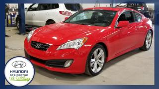 Used 2010 Hyundai Genesis BAS KM, TURBO, TOIT, CUIR,, Automatique for sale in Val-David, QC