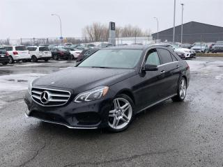 Used 2014 Mercedes-Benz E350 Sedan Awd for sale in Laval, QC