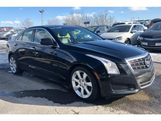 Used 2013 Cadillac ATS 2.0t Cuir Toit Mags for sale in Saint-hubert, QC
