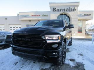 Used 2019 RAM 1500 SPORT 4X4 / ALL BLACK / 5.7 HEMI for sale in Napierville, QC