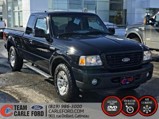 Used 2009 Ford Ranger Ford Ranger 2009 Sport, 4x4 régulateur d for sale in Gatineau, QC
