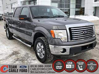 Used 2012 Ford F-150 Ford F-150 XLT S/CREW 2012, Bluetooth, r for sale in Gatineau, QC