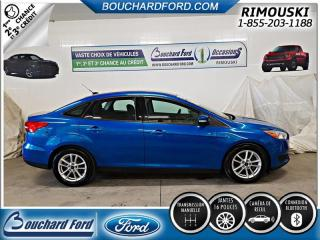 Used 2016 Ford Focus Se Cert. for sale in Rimouski, QC