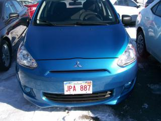 Used 2015 Mitsubishi Mirage ES for sale in Saint John, NB