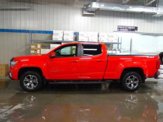 Used 2015 Chevrolet Colorado Z71 for sale in Amos, QC
