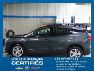Used 2018 GMC Terrain SLE 2 TOIT PANORAMIQUE/NAVIGATEUR for sale in Amos, QC