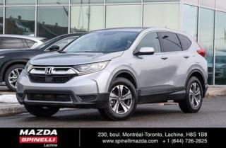 Used 2018 Honda CR-V LX AWD for sale in Lachine, QC