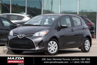 Used 2016 Toyota Yaris Le A/c Bas Kilo Back for sale in Lachine, QC