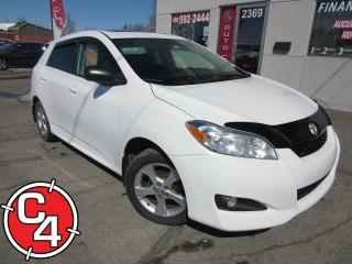 Used 2013 Toyota Matrix A/C for sale in St-Jérôme, QC