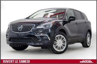 Used 2017 Buick Envision Awd Cuir for sale in Montréal, QC