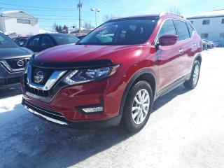 Used 2017 Nissan Rogue SV for sale in Rouyn-Noranda, QC