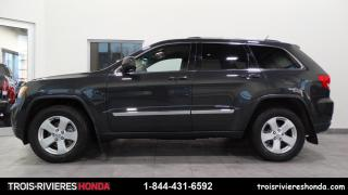 Used 2011 Jeep Grand Cherokee AWD LAREDO for sale in Trois-Rivières, QC