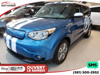 Used 2019 Kia Soul EV Luxury Navigateur for sale in Québec, QC