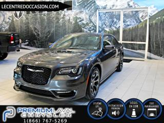 Used 2018 Chrysler 300 300 S *CUIR/TOIT PANO NAV* for sale in Laval, QC