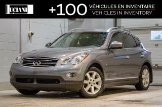 Used 2015 Infiniti QX50 for sale in Montréal, QC