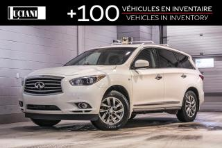 Used 2014 Infiniti QX60 Premium for sale in Montréal, QC