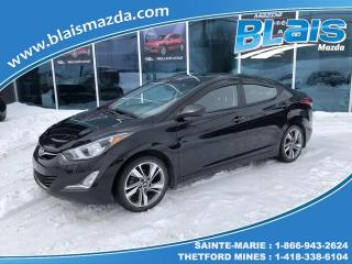 Used 2015 Hyundai Elantra GLS for sale in Ste-Marie, QC