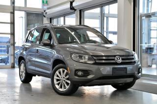 Used 2015 Volkswagen Tiguan COMFORTLINE 4Motion for sale in Vaudreuil-Dorion, QC
