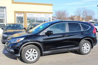 Used 2015 Honda CR-V EX-L for sale in Brampton, ON