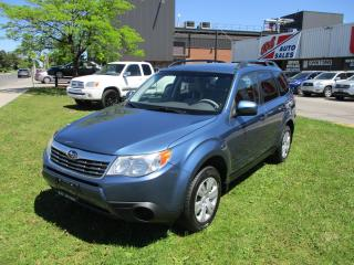 Used 2009 Subaru Forester X w/Premium Pkg for sale in Toronto, ON