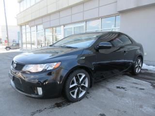 Used 2013 Kia Forte SX for sale in Mississauga, ON