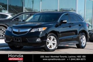 Used 2015 Acura RDX Tech Pkg Awd Navi for sale in Lachine, QC