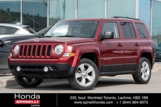 Used 2015 Jeep Patriot North AWD for sale in Lachine, QC