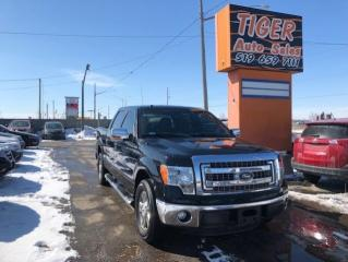 Used 2013 Ford F-150 XLT XTR**ONLY 89KMS**5.0L V8**SUPERCREW**CERTIFIED for sale in London, ON