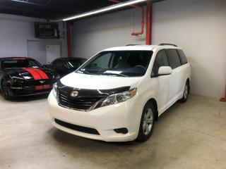Used 2011 Toyota Sienna LE, 8 PLACES, AUTO., BLUETOOTH, A/C for sale in Montréal, QC