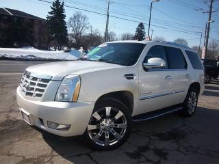 Used 2007 Cadillac Escalade for sale in Oshawa, ON