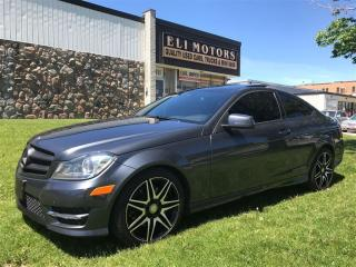 Used 2014 Mercedes-Benz C-Class C350 4MATIC AMG | Navigation | Backup Cam | BT | for sale in North York, ON