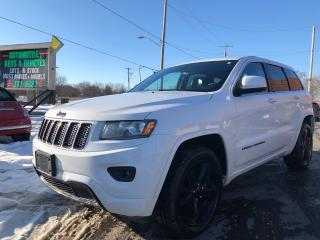 Used 2015 Jeep Grand Cherokee Altitude for sale in Cobourg, ON