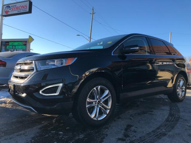 2016 Ford Edge SEL. AWD