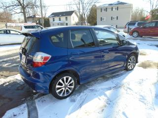 Used 2012 Honda Fit Sport for sale in Mississauga, ON