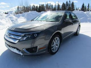 Used 2012 Ford Fusion Berline 4 portes SEL, traction avant for sale in Thetford Mines, QC