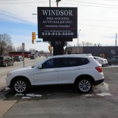 Used 2012 BMW X3 35i for sale in Windsor, ON