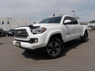 Used 2017 Toyota Tacoma TRD Sport for sale in Toronto, ON