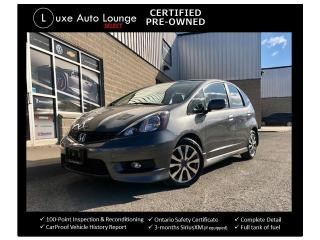 Used 2014 Honda Fit Sport for sale in Orleans, ON
