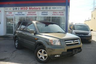 Used 2007 Honda Pilot EX for sale in Toronto, ON