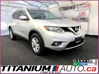 Used 2015 Nissan Rogue SV-AWD-Camera-Pano Roof-Heated Power Seats-XM Radi for sale in London, ON