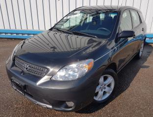 Used 2005 Toyota Matrix for sale in Kitchener, ON